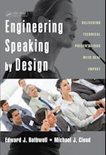 Engineering Speaking by Design af Michael J. Cloud