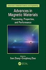 Advances in Magnetic Materials (Advances in Materials Science and Engineering)
