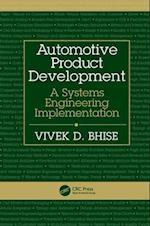 Automotive Product Development
