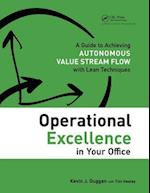 Operational Excellence in Your Office af Kevin J. Duggan