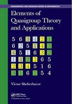 Elements of Quasigroup Theory and Applications (Chapman HallCRC Monographs and Research Notes in Mathematics)