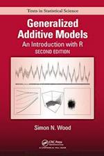 Generalized Additive Models (Chapman & Hall/Crc Texts in Statistical Science)