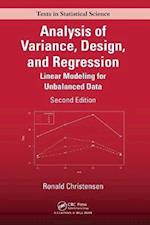 Analysis of Variance, Design, and Regression