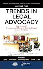 Trends in Legal Advocacy (Interviews With Global Leaders in Policing Courts and Prisons)