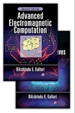 Electromagnetic Waves, Materials, and Computation with MATLAB (R), Second Edition, Two Volume Set