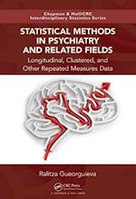 Statistical Methods in Psychiatry and Related Fields (Chapman & Hall/ CRC: Interdisciplinary Statistics)