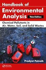 Handbook of Environmental Analysis