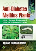 Anti-Diabetes Mellitus Plants af Appian Subramoniam