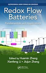 Redox Flow Batteries (Electrochemical Energy Storage and Conversion)