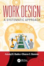Work Design (Systems Innovation Book Series)