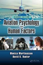 Aviation Psychology and Human Factors, Second Edition af Monica Martinussen, David R. Hunter