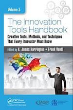 Innovation Tools Handbook, Volume 3