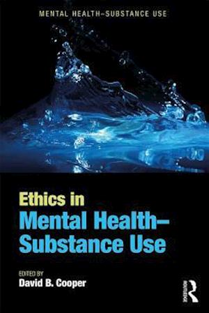 Bog, paperback Ethics in Mental Health-Substance Use