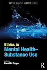Ethics in Mental Health-Substance Use (Mental Health-Substance Use)