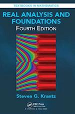 Real Analysis and Foundations, Third Edition (Textbooks in Mathematics)