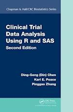 Clinical Trial Data Analysis Using R and SAS (Chapman & Hall/Crc Biostatistics Series)