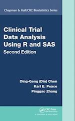 Clinical Trial Data Analysis Using R and SAS, Second Edition (Chapman & Hall/Crc Biostatistics Series)