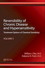 Reversibility of Chronic Disease and Hypersensitivity, Volume 5
