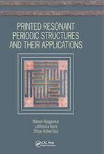 Printed Resonant Periodic Structures and Their Applications af Shiban Kishen Koul, Mahesh Abegaonkar, Lalithendra Kurra