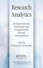 Research Analytics (Data Analytics Applications)