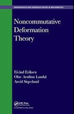 Noncommutative Deformation Theory (Chapman HallCRC Monographs and Research Notes in Mathematics)