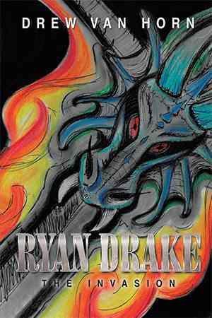 Bog, hardback Ryan Drake: The Invasion af Drew Van Horn