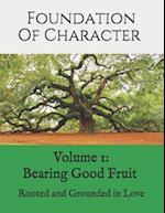 Foundation of Character