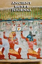 Ancient Egypt Journal (Lined Pages)
