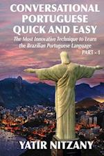 Conversational Portuguese Quick and Easy af Yatir Nitzany