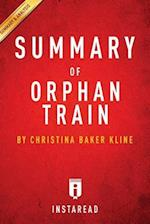 Summary of Orphan Train af Instaread Summaries, Instaread Summaries, Instaread Summaries