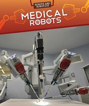 Bog, paperback Medical Robots af Daniel Faust