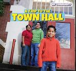 A Trip to the Town Hall (Powerkids Readers My Community)