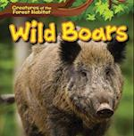 Wild Boars (Creatures of the Forest Habitat)