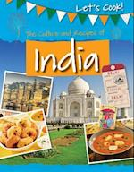 The Culture and Recipes of India (Lets Cook)