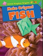 Make Origami Fish (Animal Kingdom Origami)