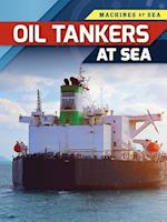 Oil Tankers at Sea (Machines at Sea)