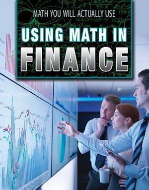 Bog, paperback Using Math in Finance af Richard Barrington
