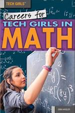 Careers for Tech Girls in Math