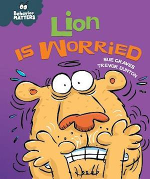 Lion Is Worried