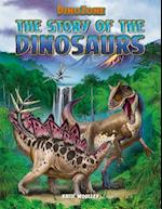 The Story of the Dinosaurs (Dinozone)