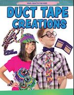 Duct Tape Creations (Cool Crafts for Kids)