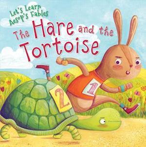 Bog, paperback The Hare and the Tortoise af Kevin Wood