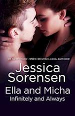 Ella and Micha (Secret Jessica Sorensen)