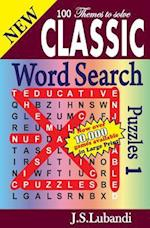 New Classic Word Search Puzzles.