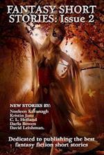 Fantasy Short Stories af Mark Lord, Kristin Janz, Noeleen Kavanagh