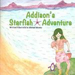 Addison's Starfish Adventure af Michael Mooney