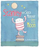 Stanley the Sock Monster Goes to the Moon af Jedda Robaard