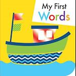 My First Words af Little Bee Books