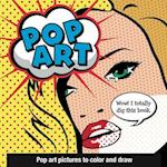 Pop Art af Sizzle Press
