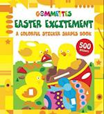 Easter Excitement (Gommettes)